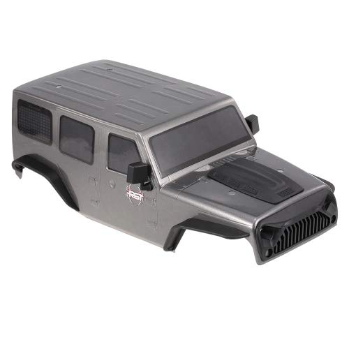 TOP_RC_PRO RGT Karosserie für 1/10 RGT 86100 HSP HPI Traxxas Redcat RC4WD Tamiya Jeep für Wrangler RC Crawler Car DIY (Pro-rc Jeep Wrangler)