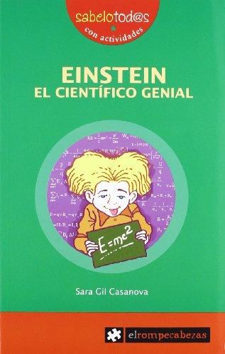 Einstein, El Científico Genial (Sabelotod@s) por Sara Gil Casanova