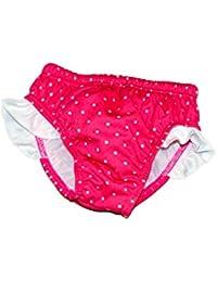 Fashy 1557 Aqua Windelhöschen Mädchen mit Kordel - pink