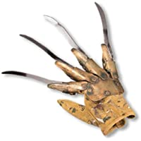 Freddy Krueger metallo Glove Deluxe - Freddy Krueger Metallo Guanto