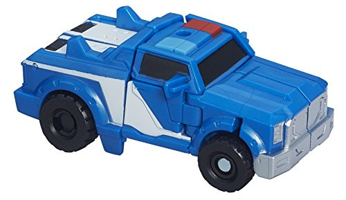 4-autos Transformers (Transformers Robots In Disguise Legion Class Strongarm 4-Zoll-Figur)