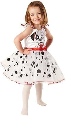 Rubie's- Disfraz infantil de 101 Dalmatas de bailarina (881213)