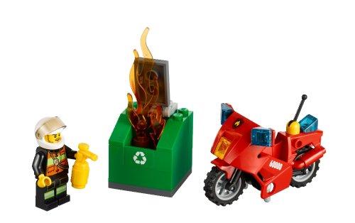 Imagen 4 de LEGO CITY 60000 - Moto de Bomberos
