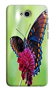 Infocus Bingo 21 M430 Printed Back Cover UV (Soft Back) By DRaX®