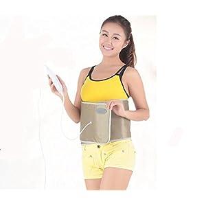 Far Infrared Elektroheizung Halten Sie Den Warmen Gürtel, Taillenmassage Warmen Bauch, Bauch