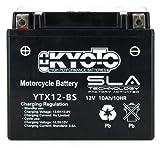 Batterie moto prête à l'emploi YTX12-BS KYOTO 12V 10AH