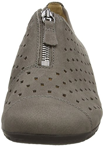Gabor 24.164.13 Damen Low-Top Sneaker Grau (Fumo)