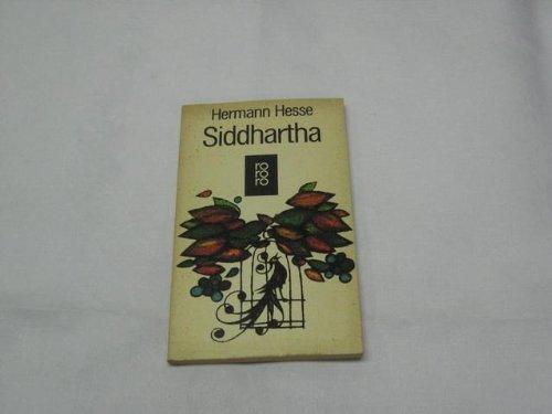 Buchseite und Rezensionen zu 'Siddhartha' von Hermann Hesse