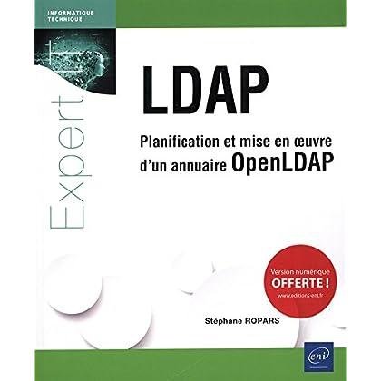 LDAP - Planification et mise en oeuvre d'un annuaire OpenLDAP