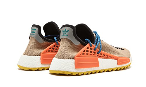 Adidas NMD Human Race Trail Pharrell Williams Nude - Beige/White/Black Trainer Nude