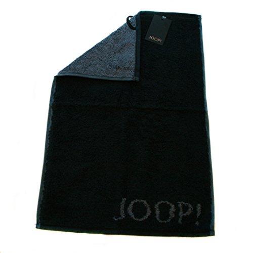 JOOP! 1600 Classic Doubleface Gästetuch 30 x 50 cm 3er SET