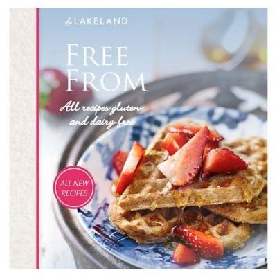 Lakeland 'Free From' Recipe Book – Gluten, Dairy, Egg & Sugar Free Recipes
