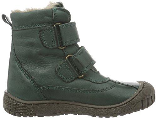 Bisgaard TEX boot 61016216, Unisex-Kinder Schneestiefel Grün (1000 Green)