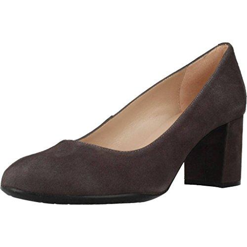 Scarpe tacco alto, colore Grigio , marca UNISA, modello Scarpe Tacco Alto UNISA MILAS KS Grigio Grigio