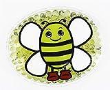 Kühlpad Wärmepad mehrfach Kompresse Kühlkissen Kinder wärmen kühlen Biene