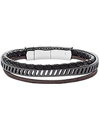 Fossil Men's Multicolour Bracelet JF02828040