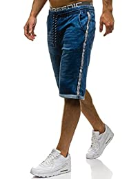 BOLF Pantalon court – Shorts – Jeans – Style quotidien [7G7]