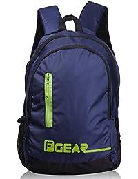 F Gear Bi Frost 26 Ltrs Navy Blue Casual Backpack (2473)