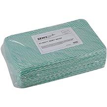 Paño de limpieza SEMY Top Especial en caja dispensadora 38 x 60 cm 50 toallitas por