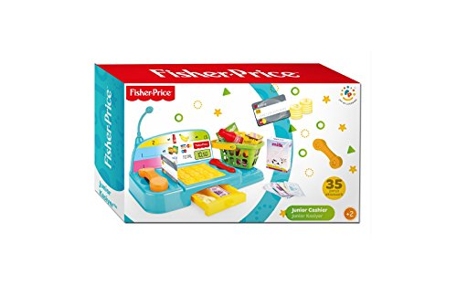Fisher Price – Caisse enregistreuse (Dolu 1805)