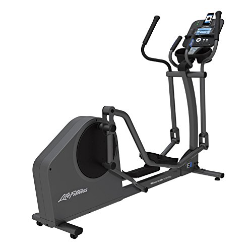Life Fitness E1 Elliptical Trainer with Track Plus Console