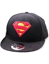 Casquette superman classic logo (noir)