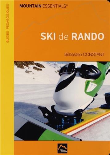 Ski de rando par Sébastien Constant