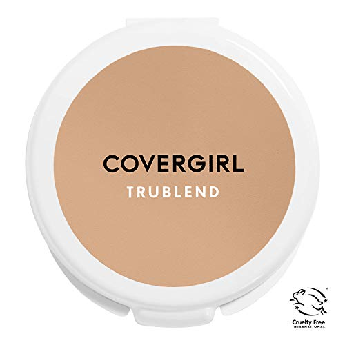 COVERGIRL - Trublend Pressed Powder Translucent Tawny - 0.39 oz. (11 g)