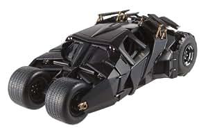 Hotwheels - T6940 - Voiture Miniature - Elite (Mattel) - BATMOBILE Batman - The Dark Knight - Echelle 1/18