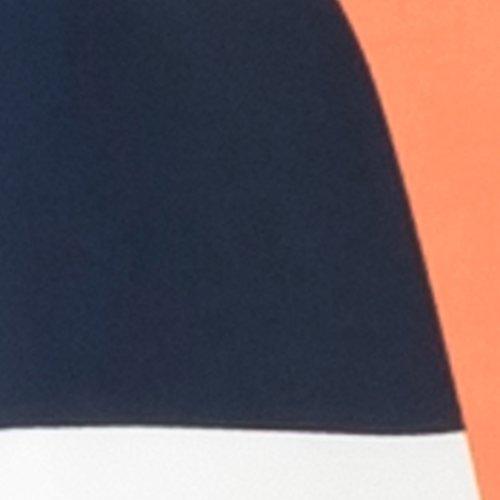 Atelier R Frau Bedrucktes Hangerkleid Bunt Bedruckt