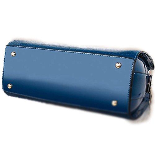 FAIRYSAN, Borsa a spalla donna azul azul