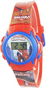 Euroswan - 86102 - Bracelet - Spiderman Montre Digitale