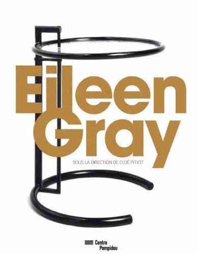 Eileen Gray par Cloe Pitiot