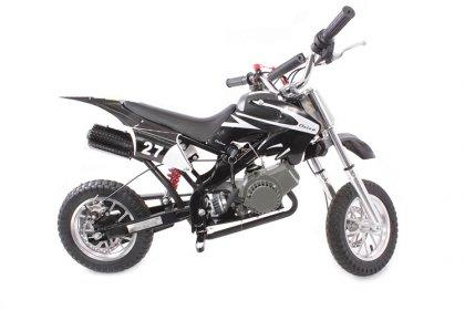 scream-moto-da-cross-49cc-in-miniatura-modello-dirt-devil-colore-bianco-e-nero