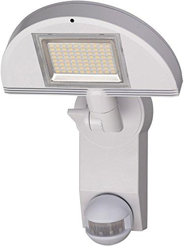 Brennenstuhl LED-Strahler Premium City / LED-Leuchte (für außen und innen mit Bewegungsmelder, IP44, drehbar, 40 W, 3000 K)