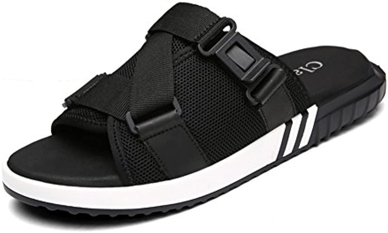 Hombre Atlético y Exterior Zapatillas de Ocio de Verano Zapatos Ligeros para Caminar Transpirable Casual/Sandalias  -
