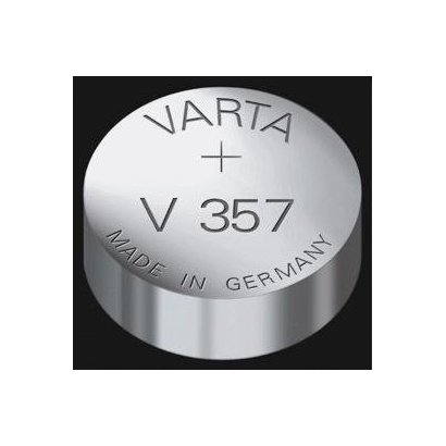VARTA pile oxyde d'argent varta v357