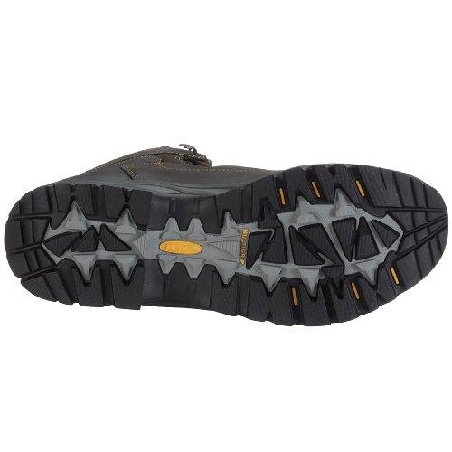 Meindl Vakuum Men Ultra, Chaussures de Randonnée Hautes homme Marron