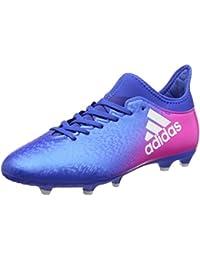 adidas Unisex-Kinder X 16.3 Fg Fußballschuhe