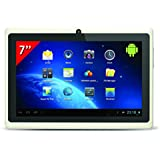 "Takara MID77W Tablette tactile 7"" (17,78 cm) Boxchip A12 1,2 GHz 4 Go Android Wi-Fi Blanc"
