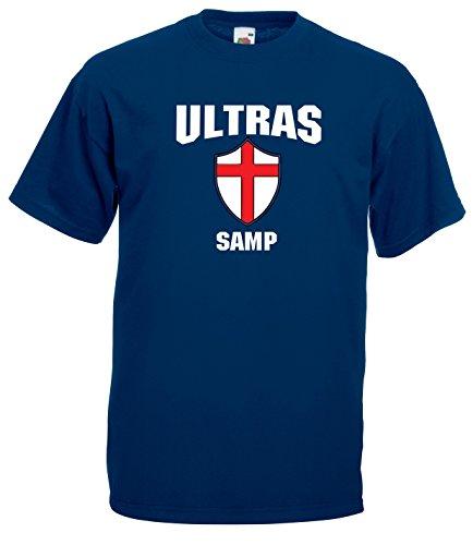 Settantallora - Camiseta - para Hombre Turquesa XL