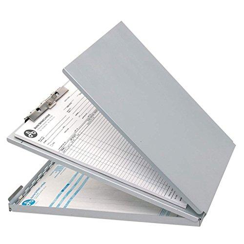 Westcott E-17002 00 - Caja portapapeles de aluminio A4