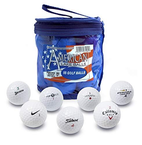 Second Chance Golf d'occasion Americal Lake avec un sac de...