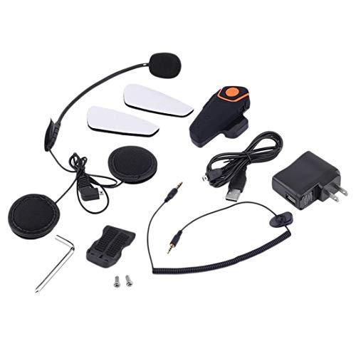 WXCymhy Bluetooth-Walkie-Talkie für BT-S2-Autos, einzeln, nur nach US-Vorschriften. Autozubehör Motorradzubehör