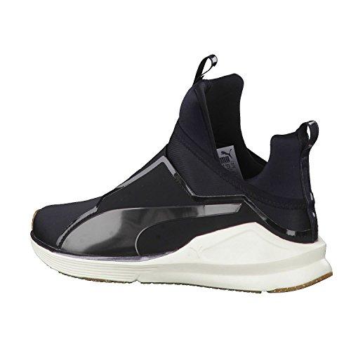 Puma Fierce VR, Scarpe Sportive Indoor Donna Puma Black-Whisper White