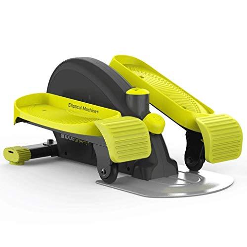 YFFSS Health & Fitness Mini Stepper Multifunktions-Stepper Heimfitnessgeräte for Männer und Frauen Oval Space Rambler - Pedalmaschine Heimtrainer Fitness Fitnessgeräte