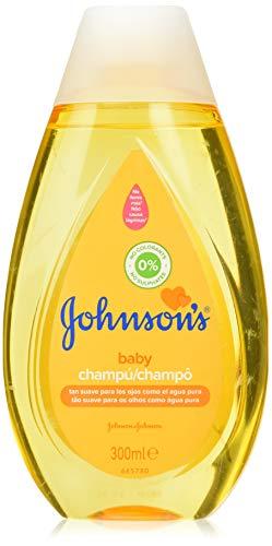 Johnson's Baby, Shampoo, 3er pack (3 x 300 ml) - Öl Feuchtigkeitsspendende Shampoo