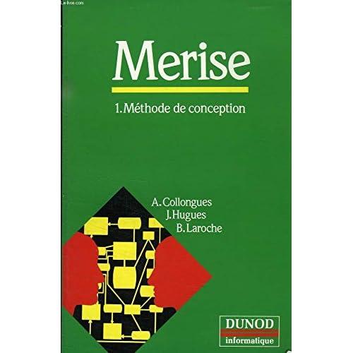 MERISE, méthode de conception
