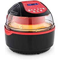 Klarstein VitAir Turbo S Freidora sin aceite • Freir, asar, tostar • 1400W •