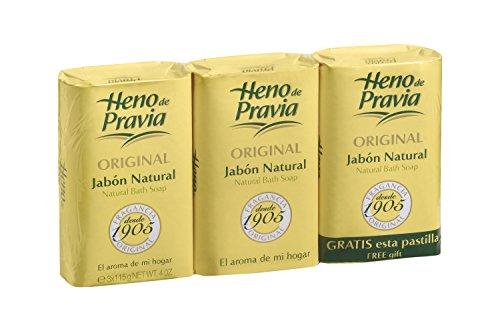 HENO DE PRAVIA - JAB.HENO DE PRAVIA 115 GR. LOTE 3X2-unisex